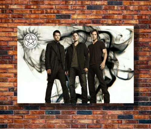 T2106 20x30 24x36 Silk Poster T-Supernatural Art Print