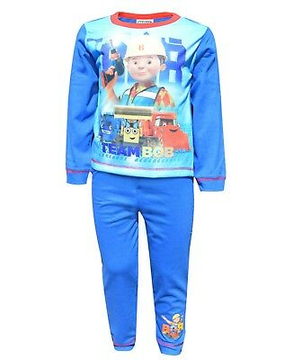4 Years 2 Pack Bob the Builder Boys Pyjamas 4 Piece Size 12 Months