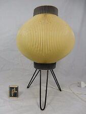 "Rare / seltene  60´s "" Cocoon "" Design Tripod desk lamp / Tischlampe 37 cm"