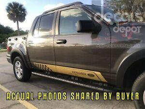 Decal-Sticker-Stripe-Kit-For-Ford-Explorer-Sport-Trac-Adrenalin-2007-2010-SVT-V8