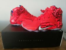 2c454bfa84a item 4 Brand New LeBron XII 12 Independence Day Basketball Shoes USA  684593-616 SZ 10 -Brand New LeBron XII 12 Independence Day Basketball Shoes  USA ...