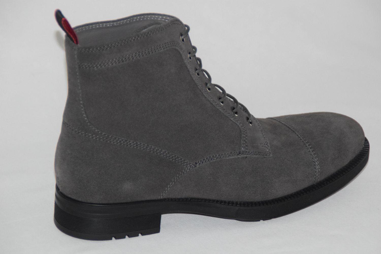 HUGO BOSS Stiefel, Mod. Stimmi S, Gr. 43 / UK / 9 / UK US 10,   , Dark Grau eccfa6