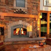 Napoleon Model Nz6000-1 High Country™ Zero Clearance Wood Burning Fireplace