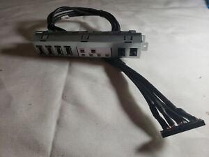Dell OptiPlex 790//990 MT PC USB Audio Front I//O Panel 0G3XVD G3XVD Assemble