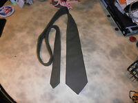 Green   Wool  Tie by PLS
