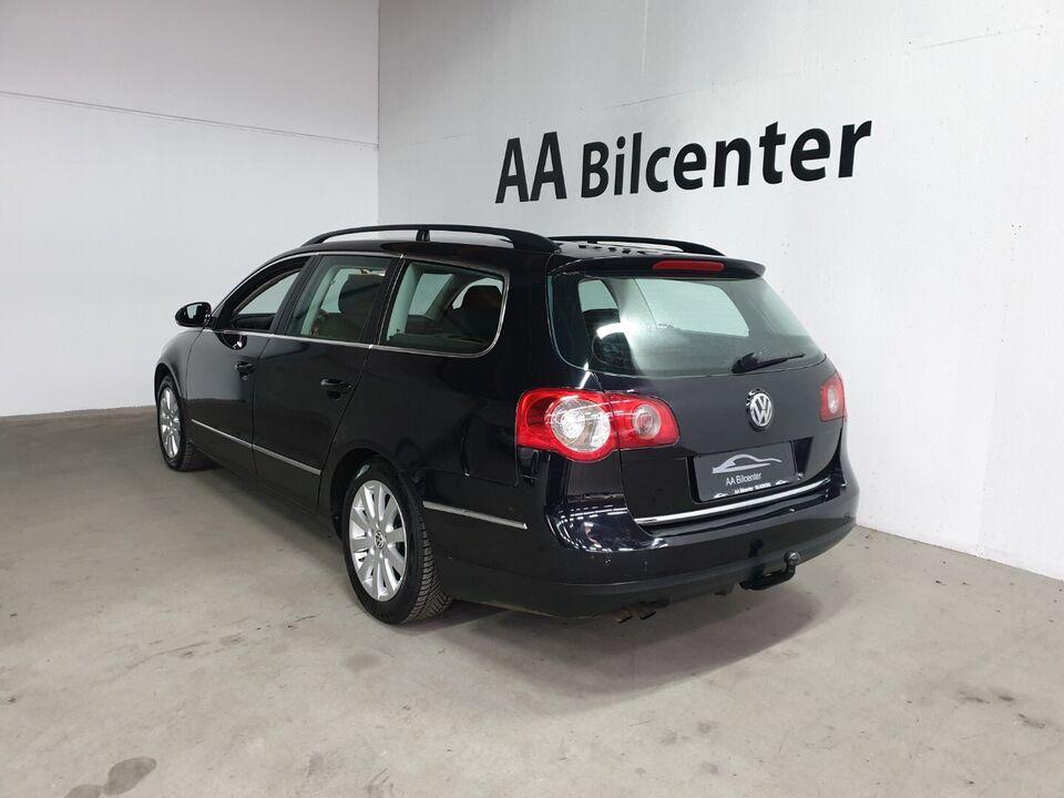 VW Passat 1,9 TDi 105 Trendline Variant Diesel modelår 2006