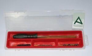 Advance-17-Rifle-Cleaning-Kit-in-Box-3pc-Rod-Cotton-Nylon-amp-Phosphor-Brushes