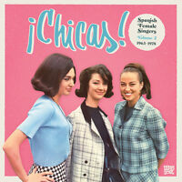 Various Artists - Chicas 2: Spanish Female Singers 1963-1978 [new Cd] on sale
