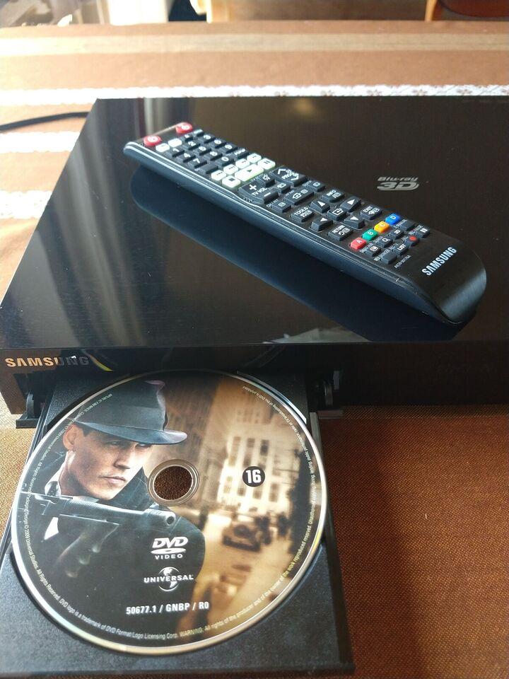 Samsung, BD-H8500N, Harddiskoptager