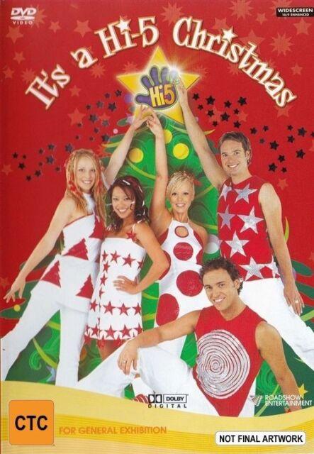 Hi-5 It's A Hi-5 Christmas (DVD, 2003)