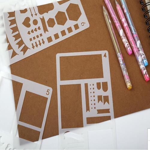 Planner Stencil Bullet Journal Q This Week Bullet Journal Stencil