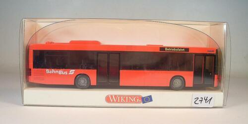 Wiking 1//87 nº 706 39 36 MAN NL autobuses bahnbus Austria OVP #2741