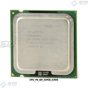 Intel-Pentium-4-531-3-0GHz-SL9CB-LGA775-CPU-Working-Pull