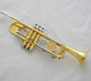 2018 newest professional gold heavy trumpet b flat horn germany