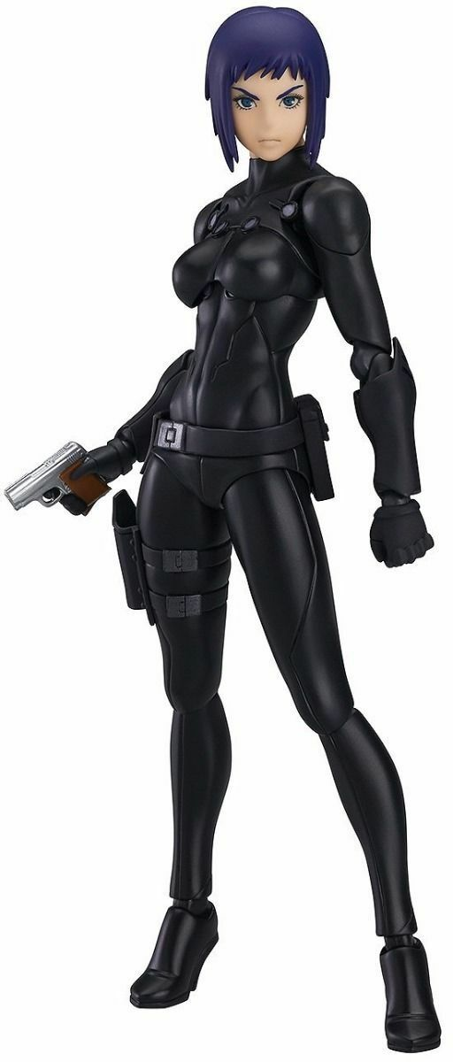 Figma 274 Ghost in The Shell Motoko Kusanagi The New Film Version Figur Neu