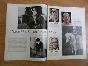 1969-Article-Photo-Ad-NASA-Astronauts-Off-to-the-Moon-Armstrong-Aldrin-Collins