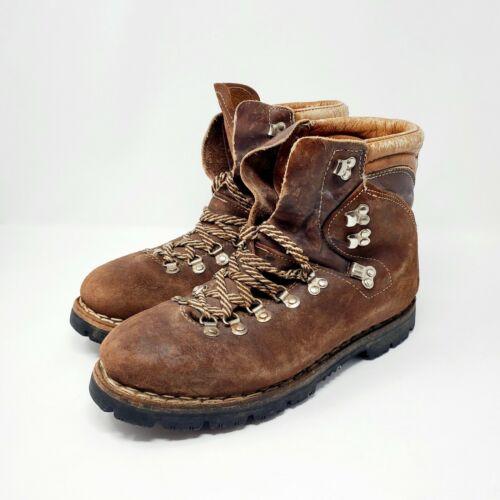 Vintage Work Hiking Boots Men's 10.5 Vibram sole