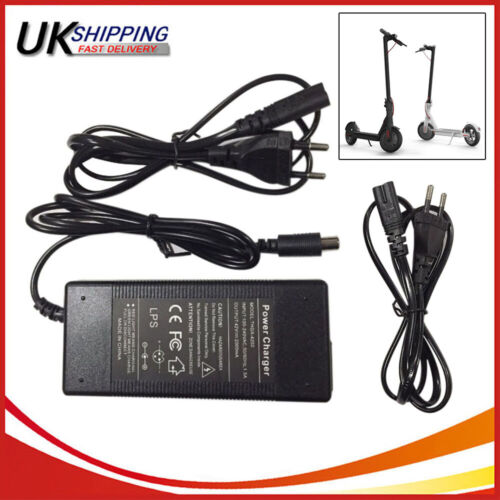 Quality Electric Scooter Battery Charger For Xiaomi Mi M365//Pro UK Stock Es1 2 4