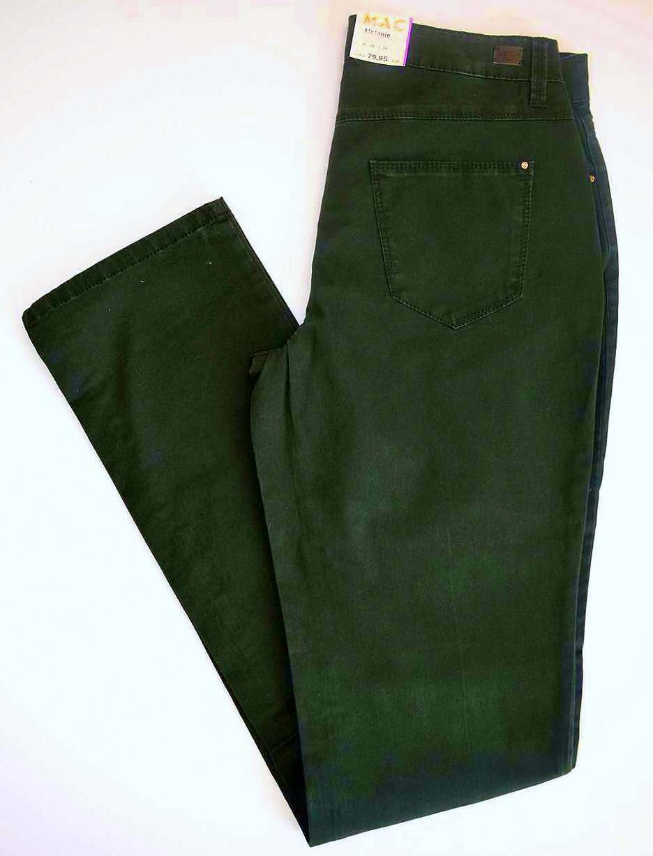 MAC Jeans MELANIE  Stretch dunkel tannen green  NEU