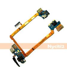 Mic Headphone Jack USB Charging Port Flex Cable Replace For LG G2 D800 D801 D803