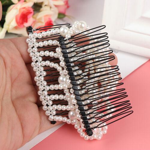 Magic DIY Hair Style Girls Hair Combs Metal Comb Hair Claw Hair Accessories ZB