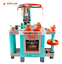 thumbnail 2 - Children's Play Kitchen Set And Accessories With Sounds And Lights, Pots And Pan