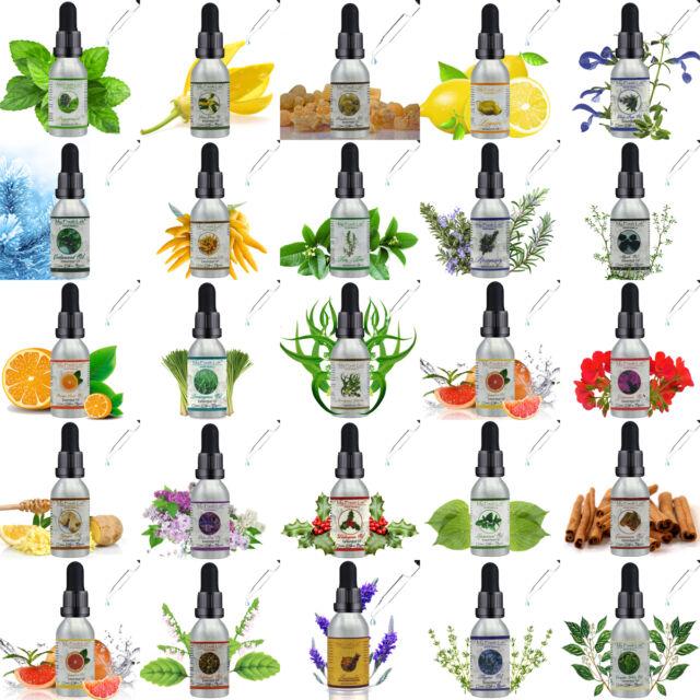 50ml Pure Natural Premium Essential Oil Therapeutic Grade Aromatherapy Oils -