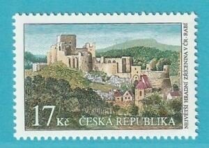 Tschechische Republik Aus 2015 ** Postfrisch Burg Rabi