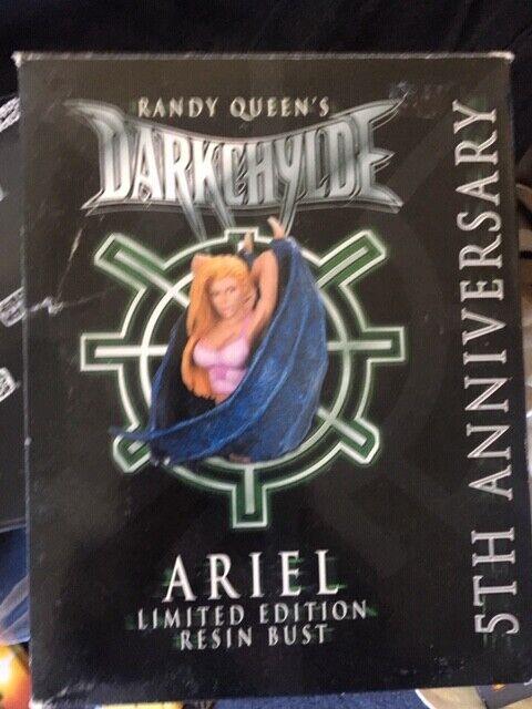 DARKCHYLDE  ARIEL BUST LIMITED EDITION