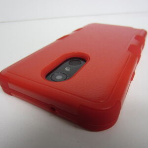 For-LG-Stylo-4-Plus-Phone-Case-Hybrid-Shockproof-Armor-Rugged-Hard-Cover-Red