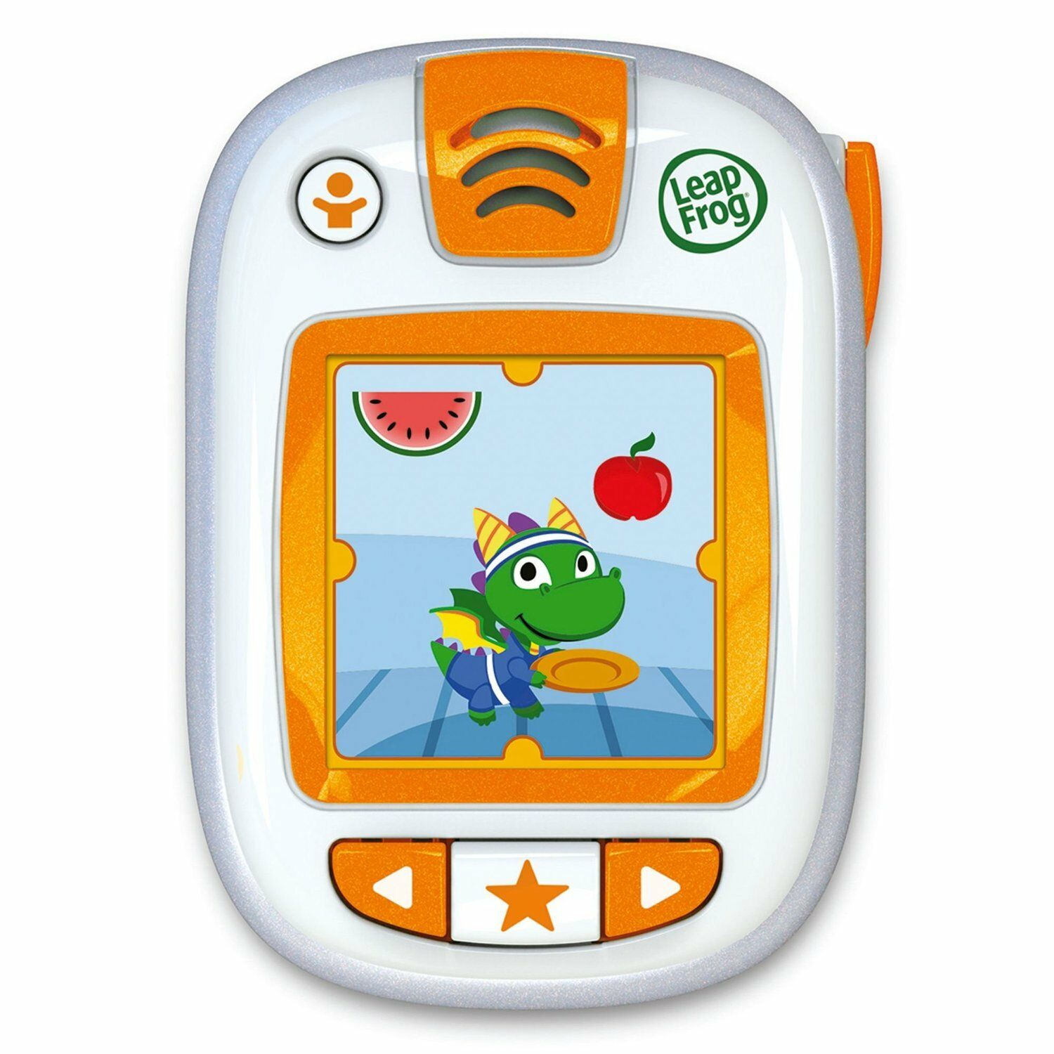 LeapFrog LeapBand orange Kids Leap Band Activity Watch Ages 4+ Years New Toy Boy
