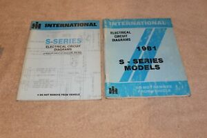 [DIAGRAM_38EU]  1981 IH International S Series Truck Bus Wire Wiring Diagram Service Manual  | eBay | International Bus Wiring Diagrams |  | eBay