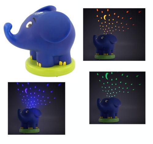 Nacht  Sternenlicht Elefant mit Schlafliedfunktion Sendung mit der Maus Ansmann