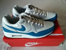 sale retailer 10711 fd0fd item 2 Rare Deadstock Nike Air Max Light White Blue Grey UK 9 US 10 EUR 44  -Rare Deadstock Nike Air Max Light White Blue Grey UK 9 US 10 EUR 44