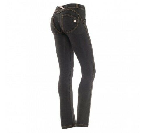 FREDDY WRUP PANT NORMALE JEANS black