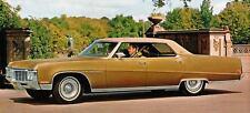 1970 Buick Electra 225 Custom Hardtop Factory Photo J5259