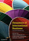 Dynamics of International Business: Asia-Pacific Business Cases by Cambridge University Press (Paperback, 2013)