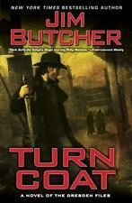 Dresden Files: Turn Coat 11 by Jim Butcher (2009, Hardcover)