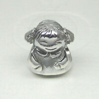 Authentic Pandora 790375 Girl Bead Retired