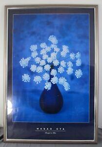 VINTAGE FLOWERS Art Print Poster Victorian Gardening Floral Affiche Bouquet