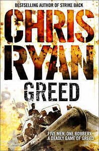 Greed-by-Ryan-Chris-Author-ON-Mar-27-2004-Paperback-Ryan-Chris-Used-Ve