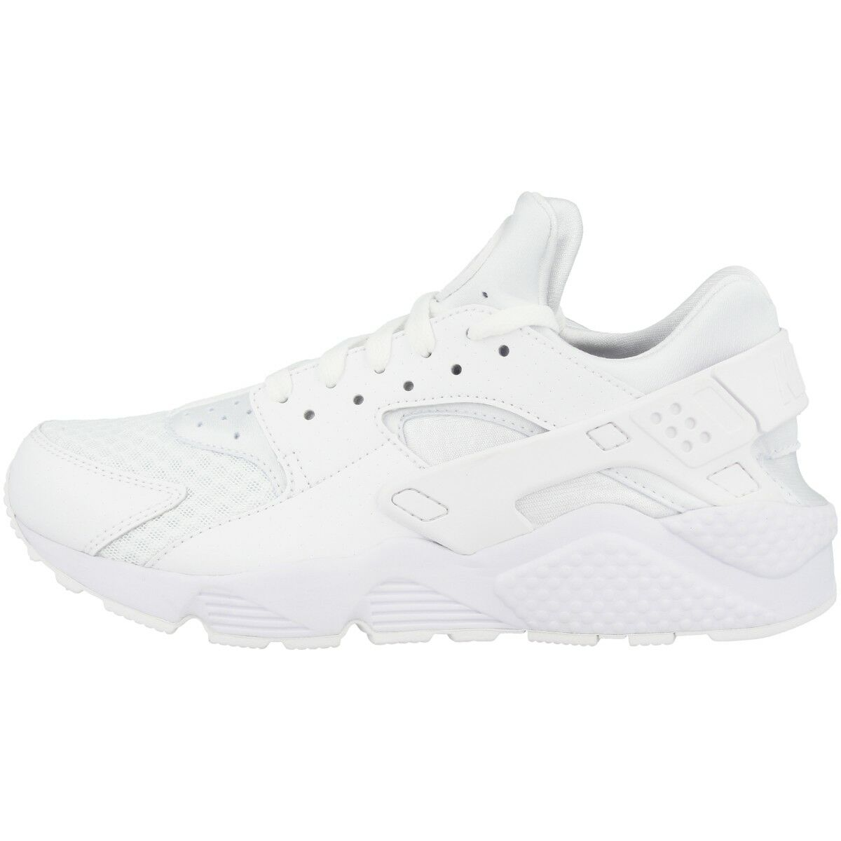 Nike Air Huarache shoes Trainers 318429-111 White Platinum Premium 97 Classic