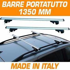 BARRE TETTO AUTO BRIO XL MENABO' portapacchi FIAT PANDA II ANNO 03 12