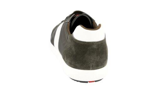 7 4e2845 Mimetico 41 42 5 New di 5 New lusso Scarpe Sneaker Prada qFS8nIw
