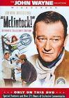 McLintock Authentic Collector's Editi 0097368876248 DVD Region 1