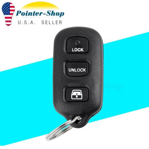 for Toyota 4Runner 2004 2005 2006 2007 2008 2009 keyless entry remote key fob