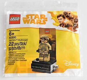 LEGO-STAR-WARS-HAN-SOLO-mudtrooper-Polybag-Set-40300