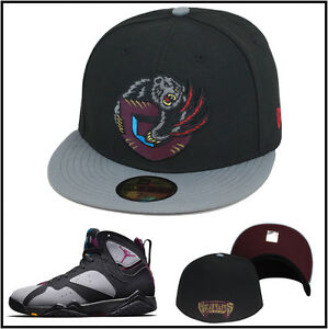 7 Air Per Grizzlies Vancouver Vii Progettato Aderente Era New Jordan Cappello W4zO5qE0