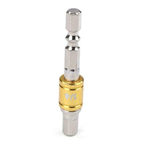 Metric Drill Socket Adapter Impact Driver Ratchet Extension AD Connector Tools
