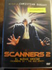 """DVD """" SCANNERS 2 """""""